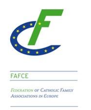Pressemitteilung | Europawahl: FAFCE startet ein Manifest für eine schnellere und bessere Bevölkerungsentwicklung in Europa